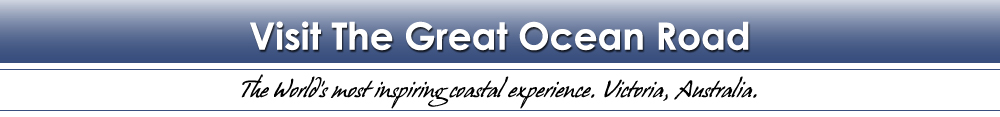 The Great Ocean Road - Visit the World's most inspiring coastal experience. Great Ocean Road, Victoria, Australia.