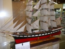 Historic Shipwreck Display