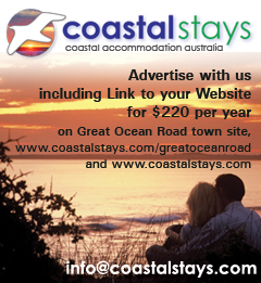 Coastal Stays - Great Ocean Road